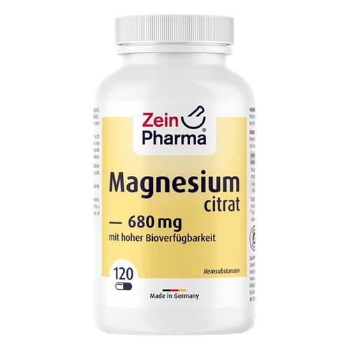 Magnesium Citrat Kapseln