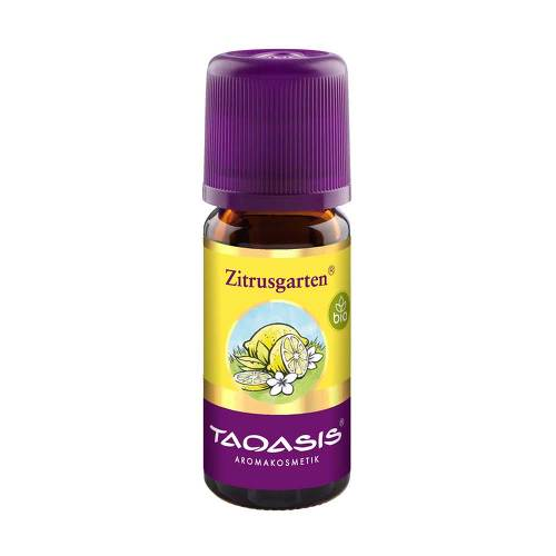 Zitrusgarten Öl Bio