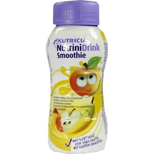 Nutricia GmbH Nutrini Drink Smoothie Sommerfrüchte 07687939