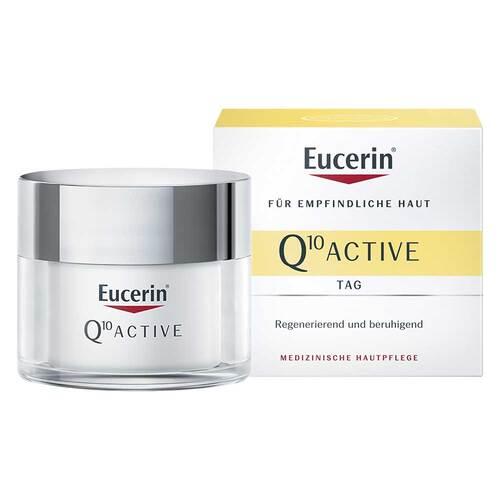 Eucerin Q10 Active Anti-Falten Tagespflege für trockene Haut