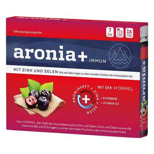 Aronia+ Trinkampullen