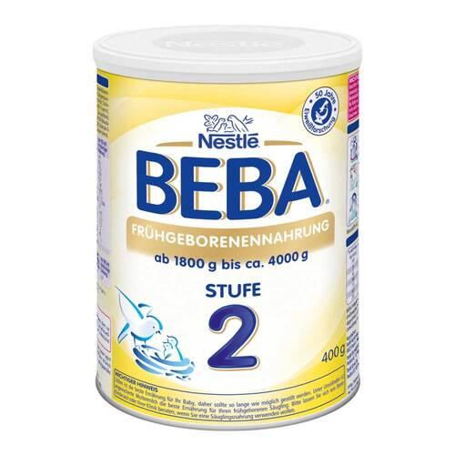 Nestle Beba Frühgeborenen Nahrung Stufe 2