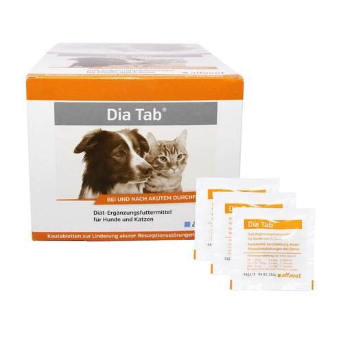 Dia Tab Kautabletten für Hunde und Katzen