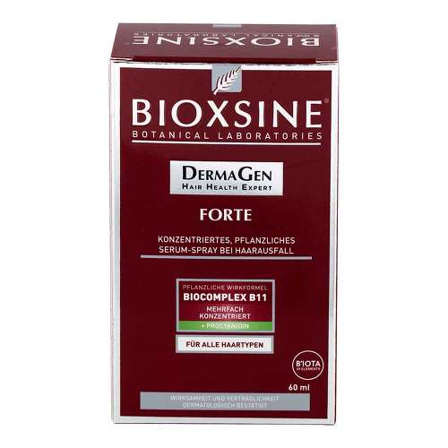 Bioxsine DG Forte gegen Haarausfall Spray