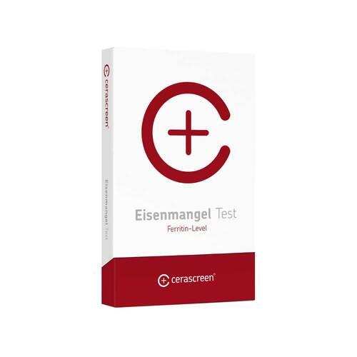 Cerascreen Eisenmangel Testkit