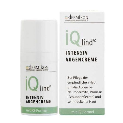IQlind Intensiv Augencreme