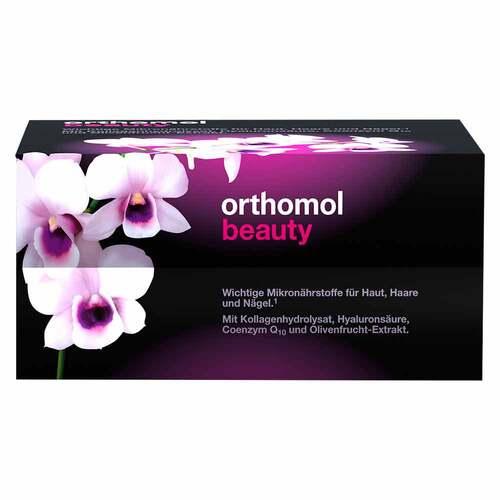 Orthomol beauty Trinkampullen Beauty-Box 14384895