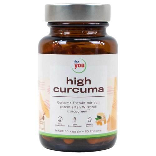 For You high curcuma Kapseln