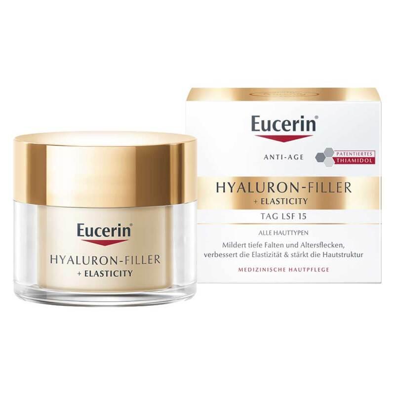 Eucerin Anti-Age Elasticity + Filler Tagescreme mit LSF 15..